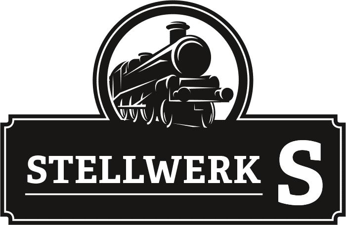 Stellwerk S Logo